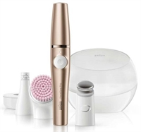 Braun Facespa Pro 921 - 3-in-1 Ansigt rensnings system