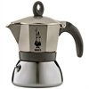 BIALETTI MOKA INDUKTION 3 KOPPERS LIGHT GOLD ESPRESSOKOGER