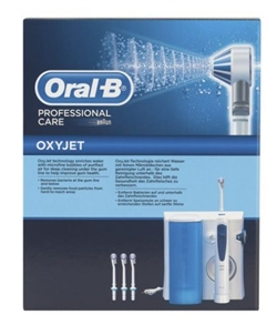 Braun Oral-B Professional Care 8000 OxyJet MD20