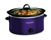 CROCK-POT SLOWCOOKER 3,5L AUBERGINE