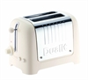 DUALIT 2-SLICE LITE TOASTER CANVAS