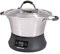 MORPHY RICHARDS  SUPREME PRECISION SLOWCOOKER