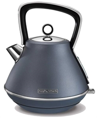 Morphy Richards Evoke Special Edition-Metalic Blue Mat