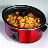MORPHY RICHARDS SLOW COOKER RØD