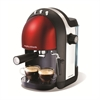 MORPHY RICHARDS ACCENTS ESPRESSOMASKINE RØD