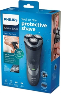 Philips Series 3000 Wet and Dry S3560