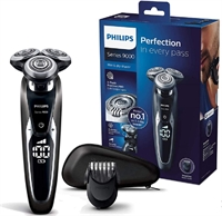 Philips 9000 Series S9721/41 Wet & Dry Barbermaskine
