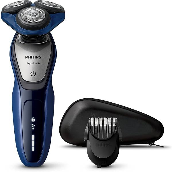 Philips AquaTouch S5600 AquaTec Wet & Dry Barbermaskine
