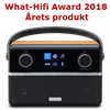 ROBERTS RADIO STREAM94i - DAB+, INTERNETRADIO & BLUETOOTH