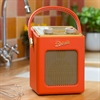 ROBERTS RADIO REVIVAL MINI ORANGE- DAB RADIO