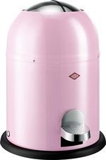 Wesco Single Master Pedalspand 9 Liter -  Pink