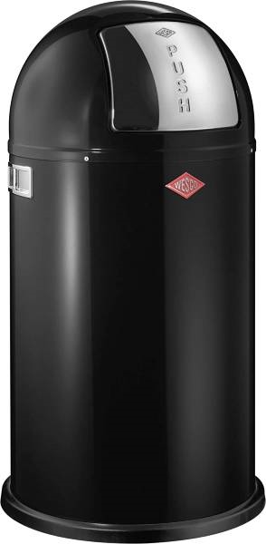 WESCO PUSHBOY 50 L - SORT