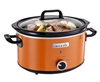 CROCK-POT SLOWCOOKER 3,5L ORANGE