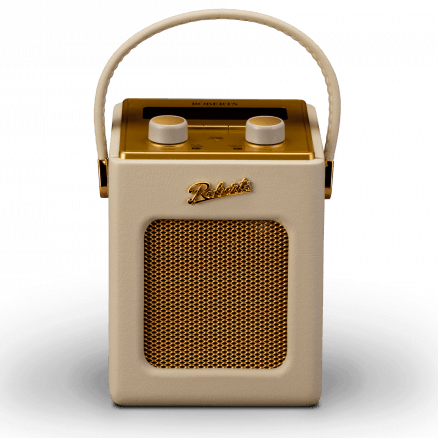 ROBERTS RADIO REVIVAL MINI CREME - DAB RADIO