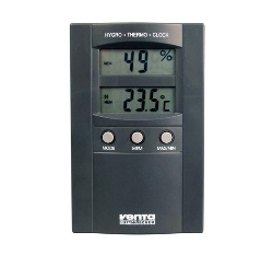 Hygrometer luftfugtighed