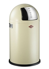 WESCO PUSHBOY JUNIOR 22 L - SORT EL. CREME