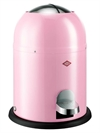 Wesco Single Master Pedalspand 9 L Pink